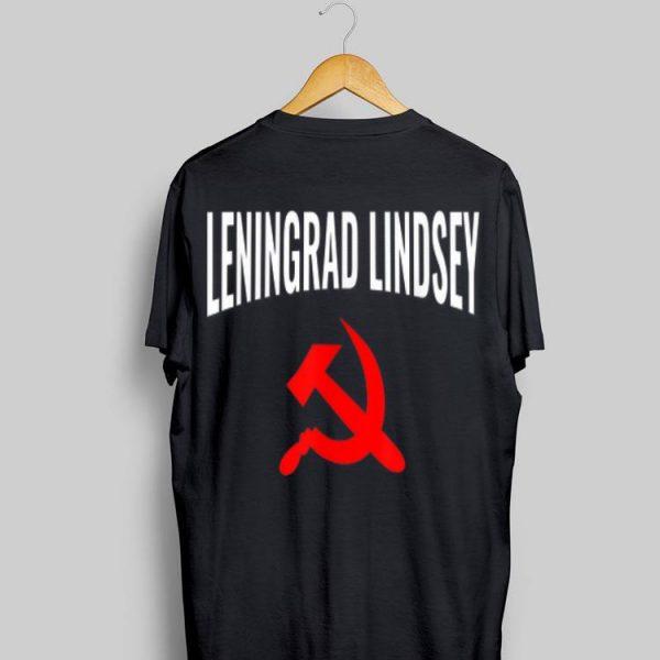 Communist Party of Great Britain Leningrad Lindsey shirt
