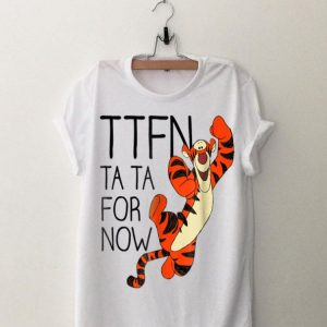 Disney Winnie the Pooh Tigger Ta Ta for Now shirt