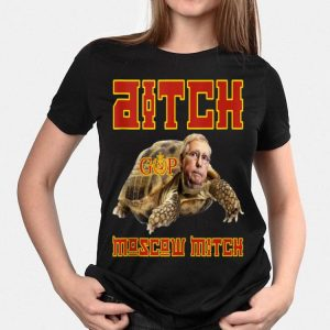 Ditch Moscow Mitch McConnell Turtle shirt