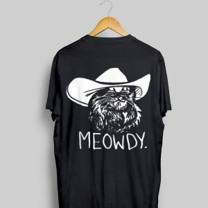Meowdy Texas Cat shirt