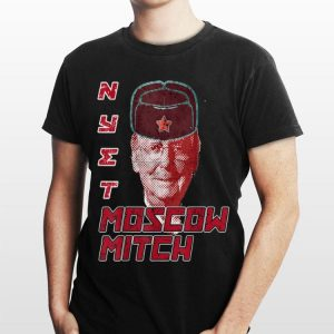 Moscow Mitch McConnell Nyet shirt