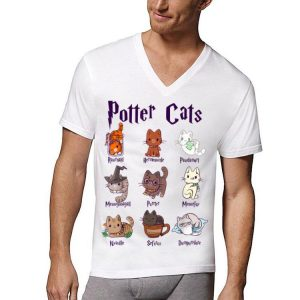 Potter Cats Kitten shirt