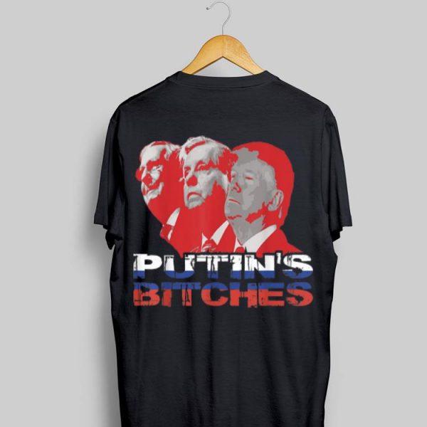 Putin's bitch Trump Graham Moscow Mitch shirt