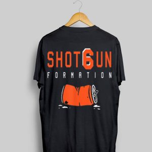 Shotgun Formation Cleveland 6 shirt