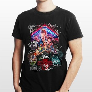 Stranger Things Signature Style Pop shirt