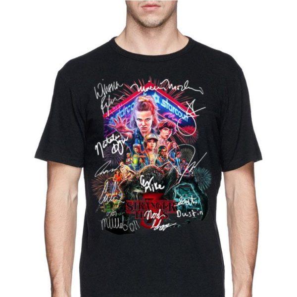 Stranger Things Signature Style Pop shirt