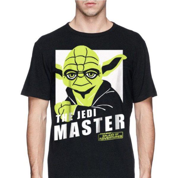 The Jedi Master Star War Galaxy Adventures shirt