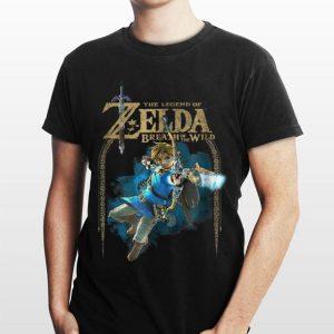 The Legend Of Zelda Breath Of The Wild shirt