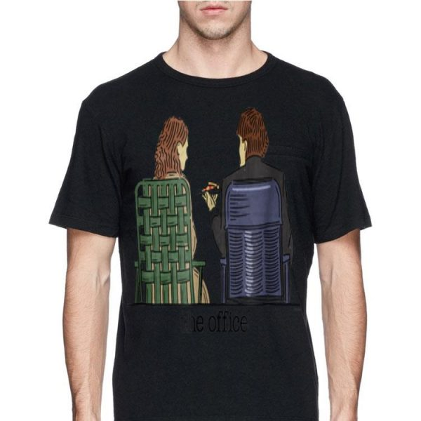 The Office Jim and Pam Roof Date shirt