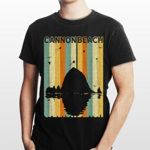 Vintage Cannon Beach shirt