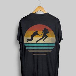 Vintage Old School American Football Sport shirt
