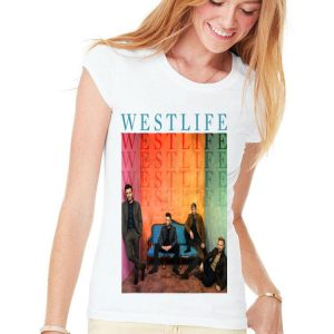 Westlife Better Man shirt