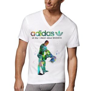 All Day I Dream About BACHATA Adidas shirt