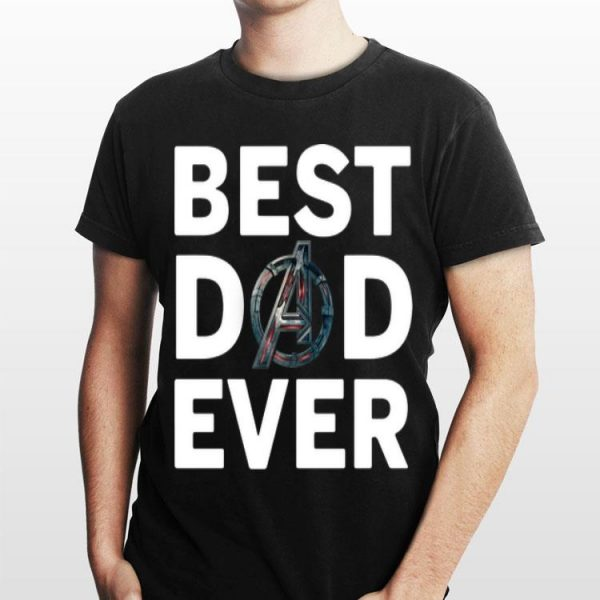 Avengers Best Dad Ever shirt