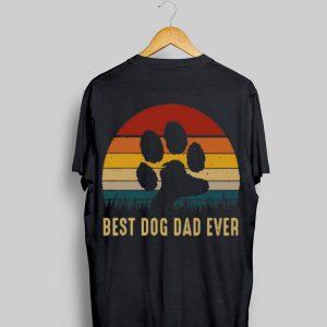 Best Dog Dad Ever Vintage shirt