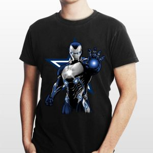 Dallas Cowboys Iron Man shirt