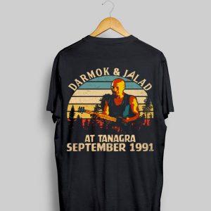 Darmok & Jalad At Tanagra September 1991 Vintage shirt