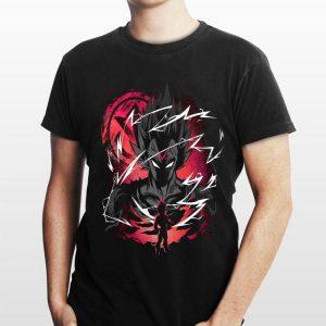 Dragon Ball Z Super Saiyan Majin Vegeta shirt