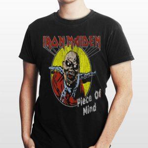GM Iron Maiden Peace Of Mind shirt