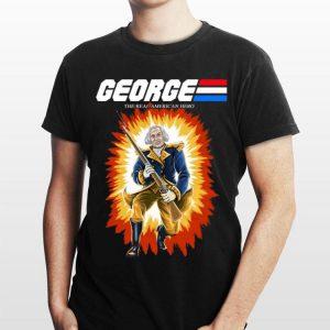 George Frank The Real American Hero shirt