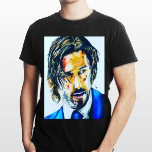 Keanu Reeves as John Wick shirt