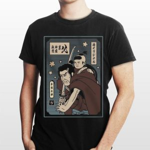 Samurai The Man The Myth The Legend shirt