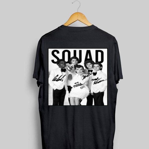 Stranger Things 3 Squad Signatures shirt