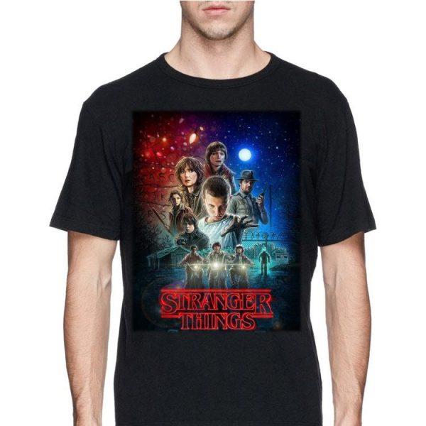 Stranger Things Friendship Netflix Eleven shirt