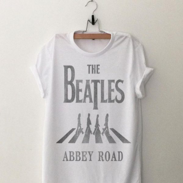 The Beatles Abbey Road Silhouette shirt