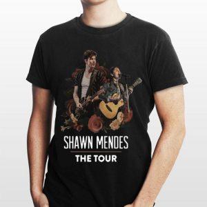 The Tour Amsterdam Shawn Mendes 2019 shirt