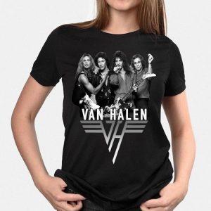 Women And Children Van Halen shirt