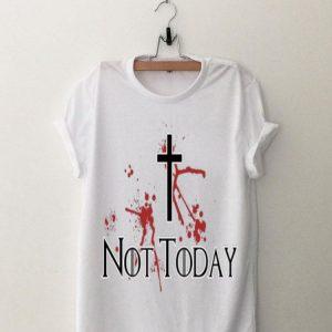 Air Arya Stark Air Jordan Cross Not Today Game Of Thrones shirt