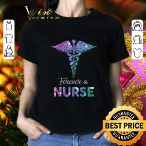 Awesome Glitter Forever A Nurse Diamond shirt