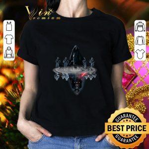 Best Anakin Skywalker reflection water mirror Darth Vader shirt