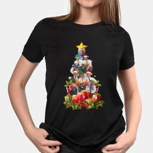 Christmas Tree Bottom Holy shirt