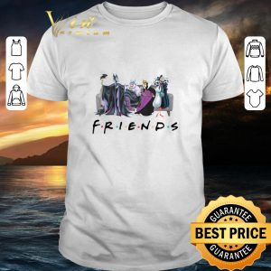 Funny Friends Maleficent Disney Characters shirt