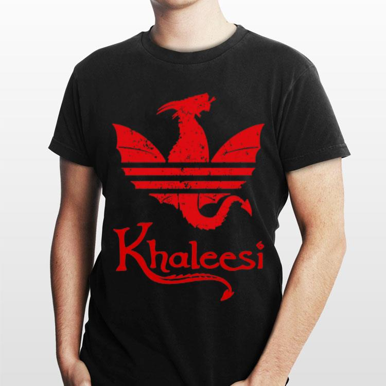 grado Permanecer Mirar atrás  Game Of Thrones Adidas Khaleesi shirt, hoodie, sweater, longsleeve t-shirt