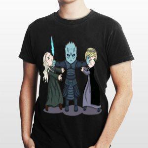 Game Of Thrones Got Night King Sansa And Daenerys shirt