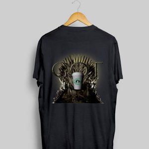 Game Of Thrones Starbucks Coffee Winterfell shirt