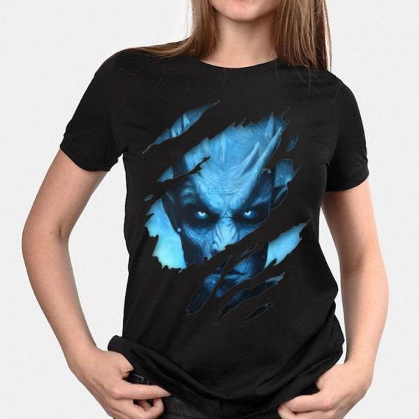 Game Of Thrones The Night King Inside Me shirt