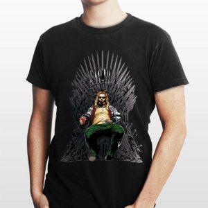 Game Of Thrones Thor Fat Iron Throne shirt