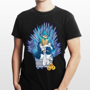 Game Of Thrones Vegeta GOT shirt
