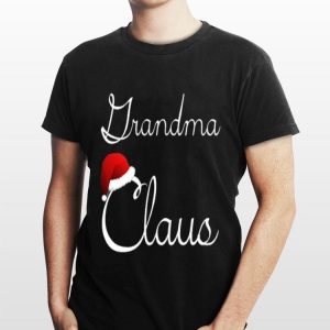 Grandma Claus Christmas shirt