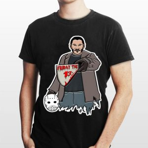 Halloween John Wick Friday The 13 shirt
