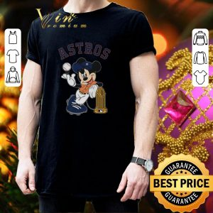 Hot Houston Astros Mickey mouse shirt 2