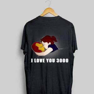 I Love You 3000 Times Morgan Stark dad shirt