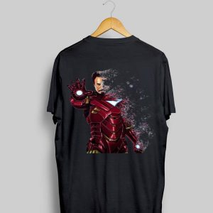 Iron Man Marvel Avengers Endgame Goodbye shirt