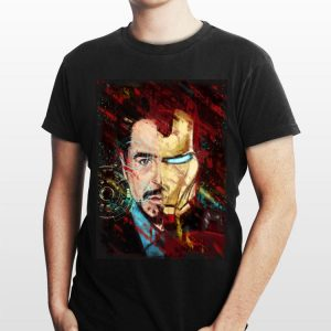 Iron Man Tony Stark shirt