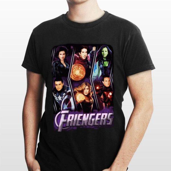 Marvel Avengers Endgame Friengers Friend shirt