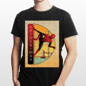Marvel Spider Man Far From Home Poster shirt